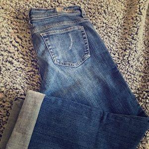 Kut from Kloth Celine Slouchy Boyfriend Jeans